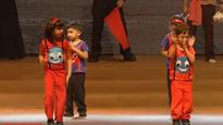Aaradhya Bachchan, Azaad Rao Khan dance together at annual day function. Watch ...