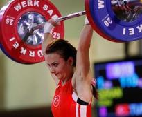 Turkish weightlifter stripped of Beijing medal after new doping test