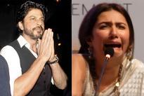 When Shah Rukh Khan made 'Raees' actress Mahira Khan's mother cry
