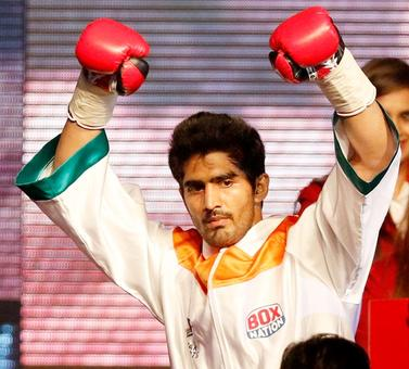 China's Zulpikar stands in way of Vijender's second title