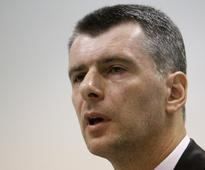 Russian tycoon Prokhorov completes sale of RBC media - statement