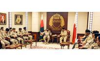 Bahraini-Saudi strong fraternal relations stressed