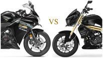 Honda CBR 250R vs Mahindra Mojo: Price, Specifications, Features, Mileage