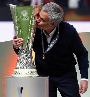 'Poets don't win many titles,' Mourinho does!