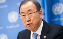 Ban KI-moon advocates global youth empowerment, investment