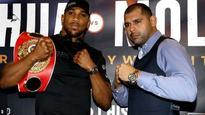 Molina aiming to knock out Joshua
