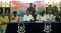 Chhattisgarh CM visits students undergoing pre-test training for Bastar Battalion