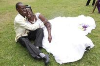 Beauty of love: Nyeri couple with hearing and speech impairment hold a beautiful wedding