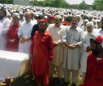 Transitions: ANP leader laid to rest in Swabi