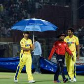 Live! IPL 6: Vijay gets run out; CSK 61/1
