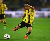 Kagawa sparks Dortmund romp in German Cup