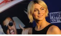 Julianne Hough living out her...