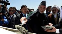 Hamid Karzai: A friend comes calling