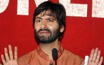 Jammu and Kashmir Liberation Front chief Yasin Malik arrested in Srinagar