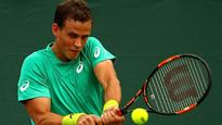 Pospisil bounced in 2nd round at Miami Open
