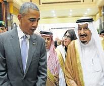 Iran a hot topic for Obama talks with Arab states