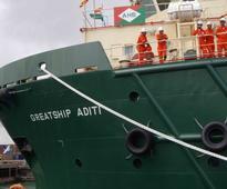 Greatship offloads PSV