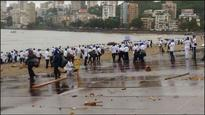 6K volunteers and Coast Guard clear 10,000kgs garbage from coastal belt of India