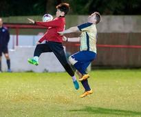 Former Manchester United midfielder Park Ji-Sung turns out for De Montfort University football team