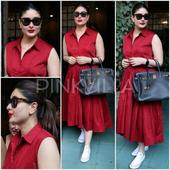 Yay or Nay : Kareena Kapoor in Ankita Choksey