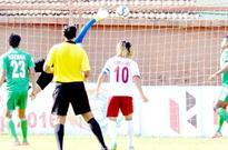 Salgaocar let Mohun Bagan slip into the game