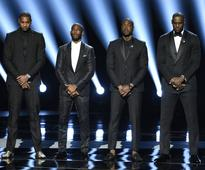 Story behind NBA stars powerful ESPYs moment