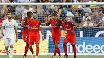 PSG outshine Real Madrid in friendly