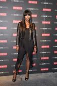 Naomi Campbell Makes A Chic Case For Fishnet Stockings
