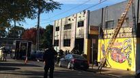 Oakland Arts Community Reels From Warehouse Fire: