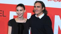 Apparently, Joaquin Phoenix is the reason Rooney Mara ditched the Golden Globes