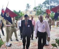 India, Bangladesh border forces begin meeting in Agartala