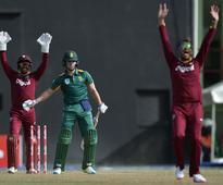 Narine, Pollard deliver winning start for West Indies