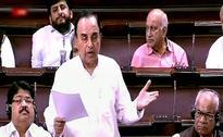 Subramanian Swamy Asked By Rajya Sabha To Authenticate Documents