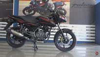2017 Bajaj Pulsar 150 spotted at dealership, continues with BS-III engine