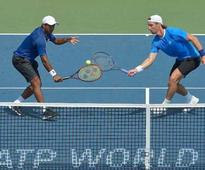 US Open: Leander Paes, Rohan Bopanna Make Early Exits From Men's Doubles