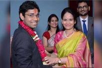 Andhra IAS officer spends Rs 500 on her wedding, returns to duty within 48 hours