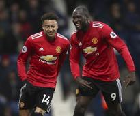 Premier League: Manchester United survive late scare to see off West Brom; stay on coattails of City