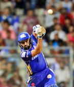Rohit blasts IPL 11's highest score to give Mumbai first win