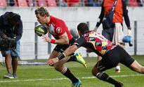 Lions run riot against willing Kings