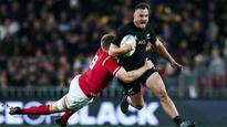 Live international rugby: New Zealand All Blacks v Wales, third Test in Dunedin