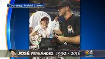 Marlins' Jose Fernandez made sick woman's wish come true day before he died