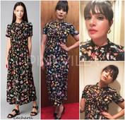 Style File : A Page in Richa Chadha's Film Festival Fashion Diary
