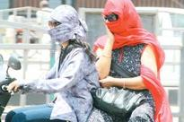 City sizzles at 42.60C