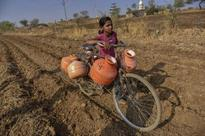 Children spend summer vacation fetching water in drought-hit Latur