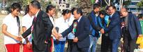 Manipur Univeristy Softball Tourney begins