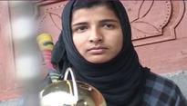 Kashmir's master-blaster schoolgirl dreams of meeting Virat Kohli and representing India