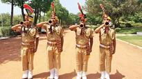 Buglers in Delhi Police band keep British-era tradition alive