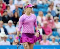 Encouraging Shenzhen victory for Eugenie Bouchard