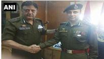 SP Swayam Prakash Pani appointed as IGP Kashmir