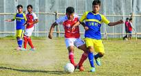 Home team NEROCA FC, Sangakpham and debutant Southern Samity, Kolkata all set to lock horns for Second Division I League